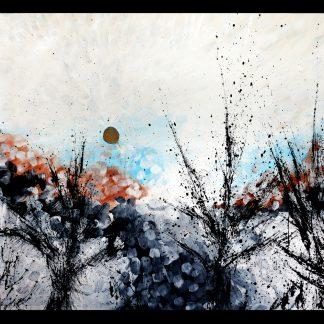 Forest Overture on black