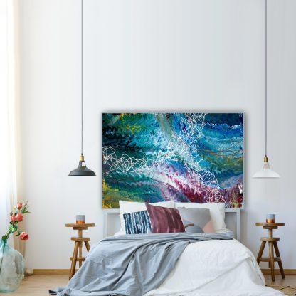 Montego Bay in a bedroom