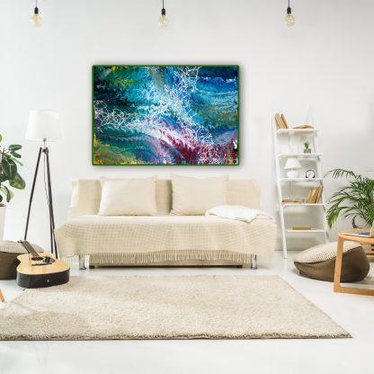 Montego Bay in a living room
